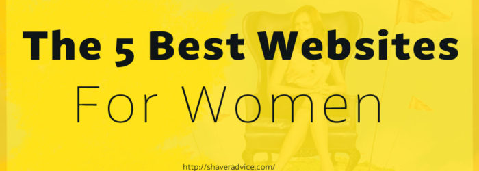 The 5 Best Websites For Women