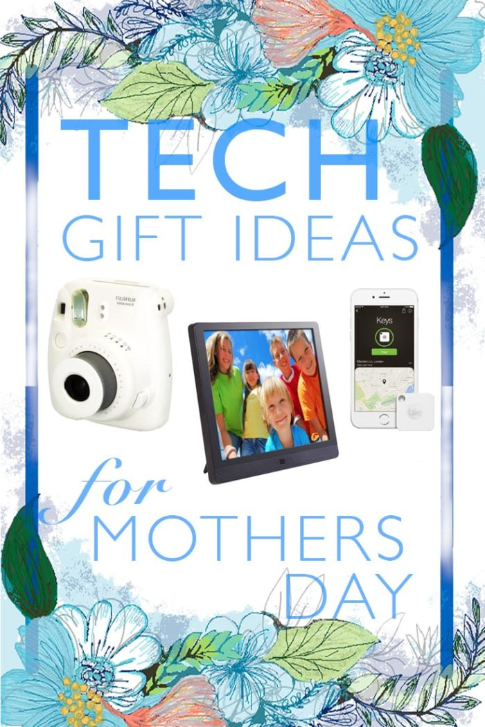 Tech Gift Ideas for Mother's Day