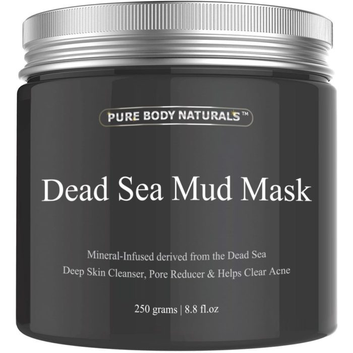 Dead Sea Mud Mask Facial Treatment
