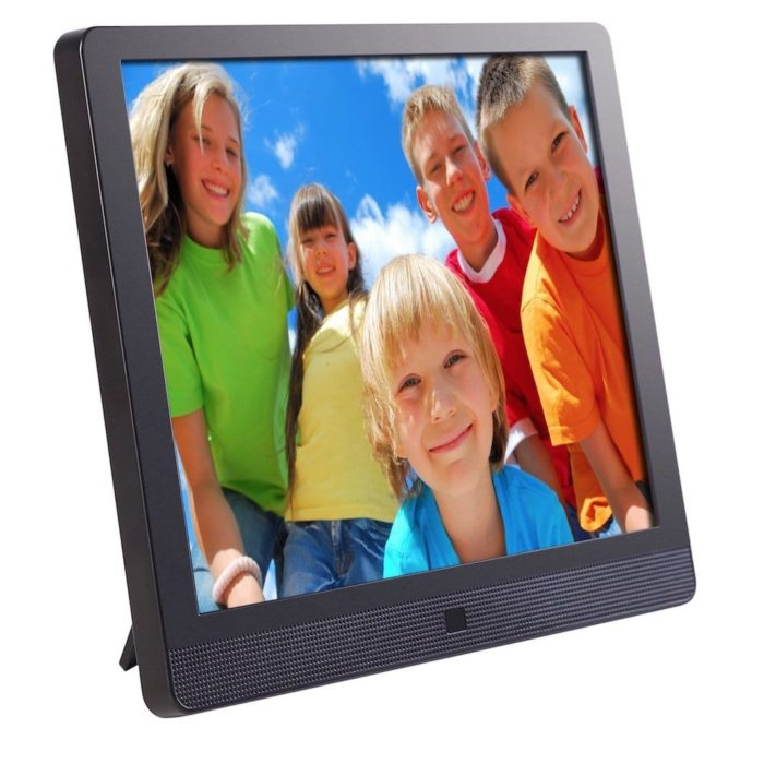 Digital Photo Frame Mothers Day Gift