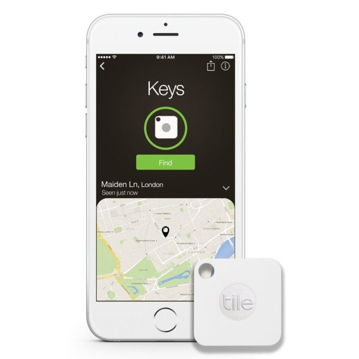 Tile Electric Key Finder