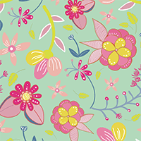 Free Mother's Day Gift Wrap Paper